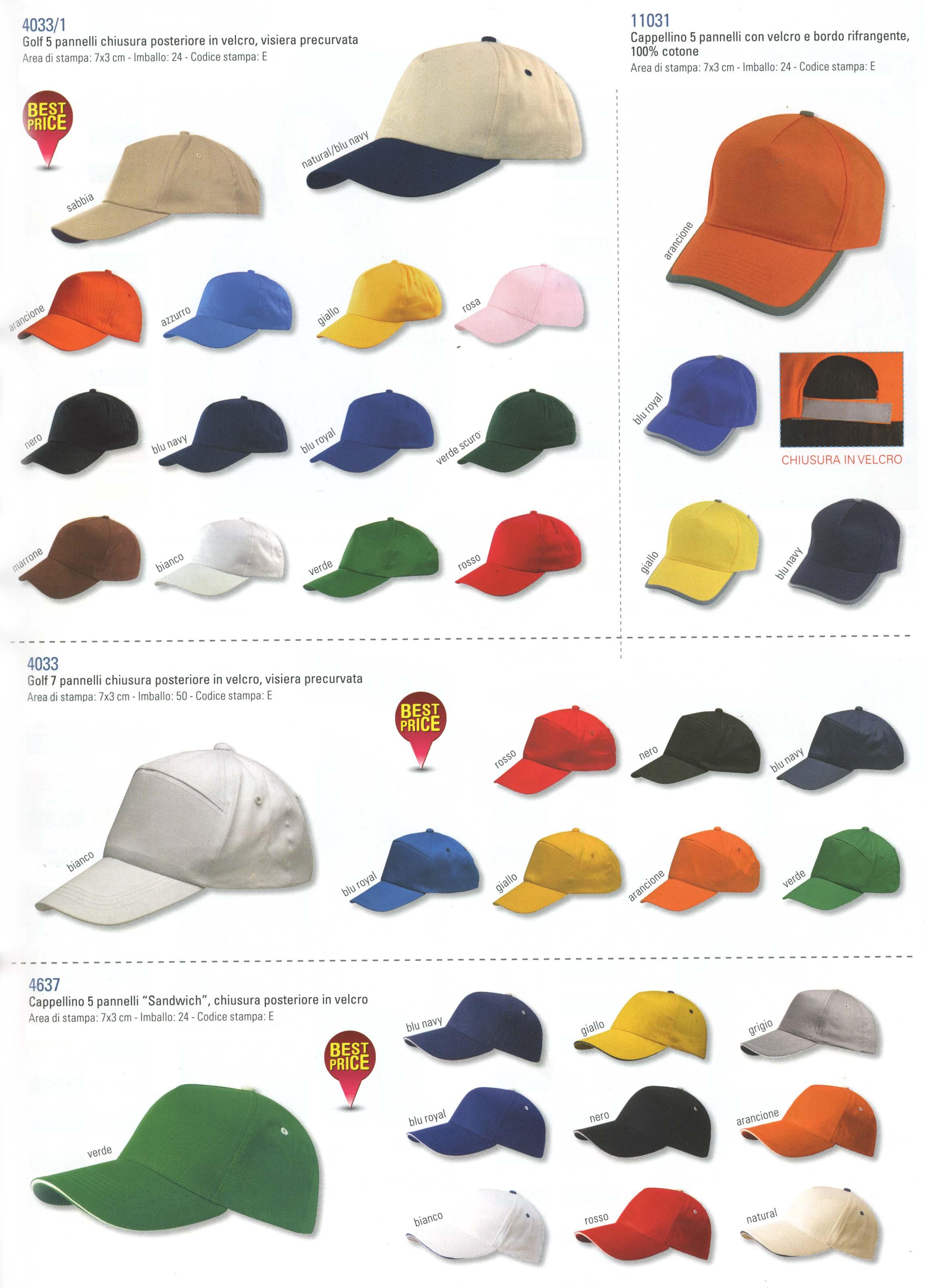 Cappellini in cotone