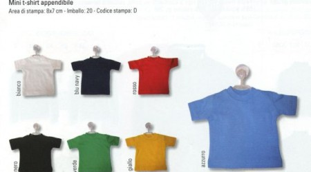 Mini T-Shirt Appendibile