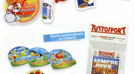 Magneti in carta e plastoferrite